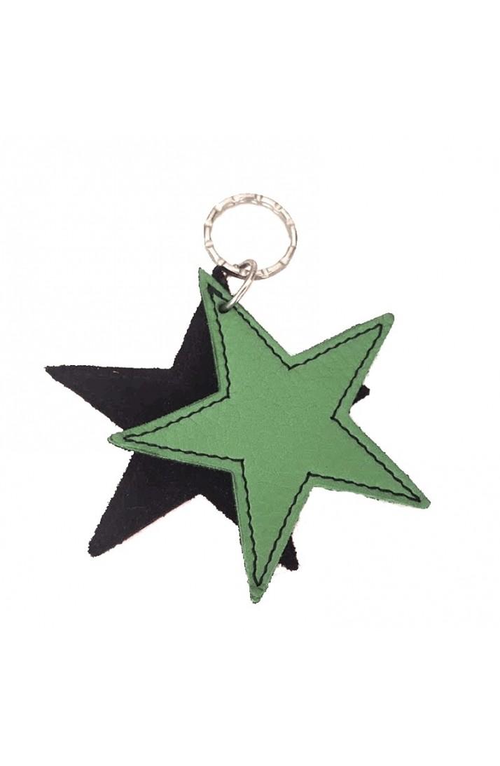 LLavero Par de Estrellas