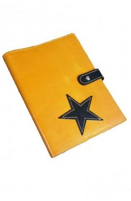 Caderno Libro Axenda Diario de Coiro