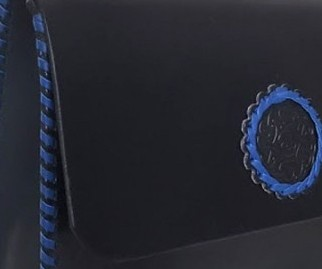 Azul Marino Roseta