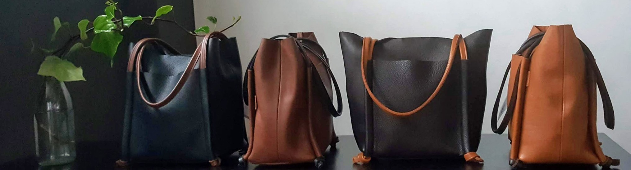 Corzo leather handicraft